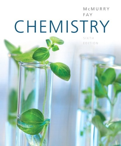 Chemistry 6th Edition by John E. McMurry,‎ Robert C. Fay PDF