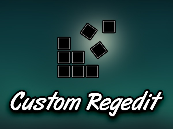 Custom Regedit