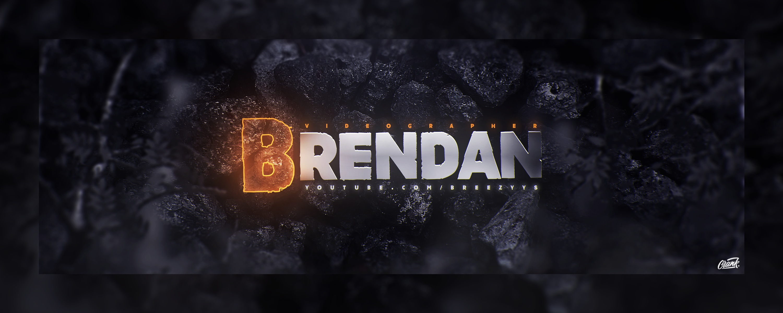 Brendan Header PSD