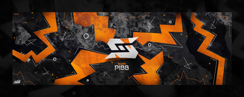 Silver Pibb Header PSD