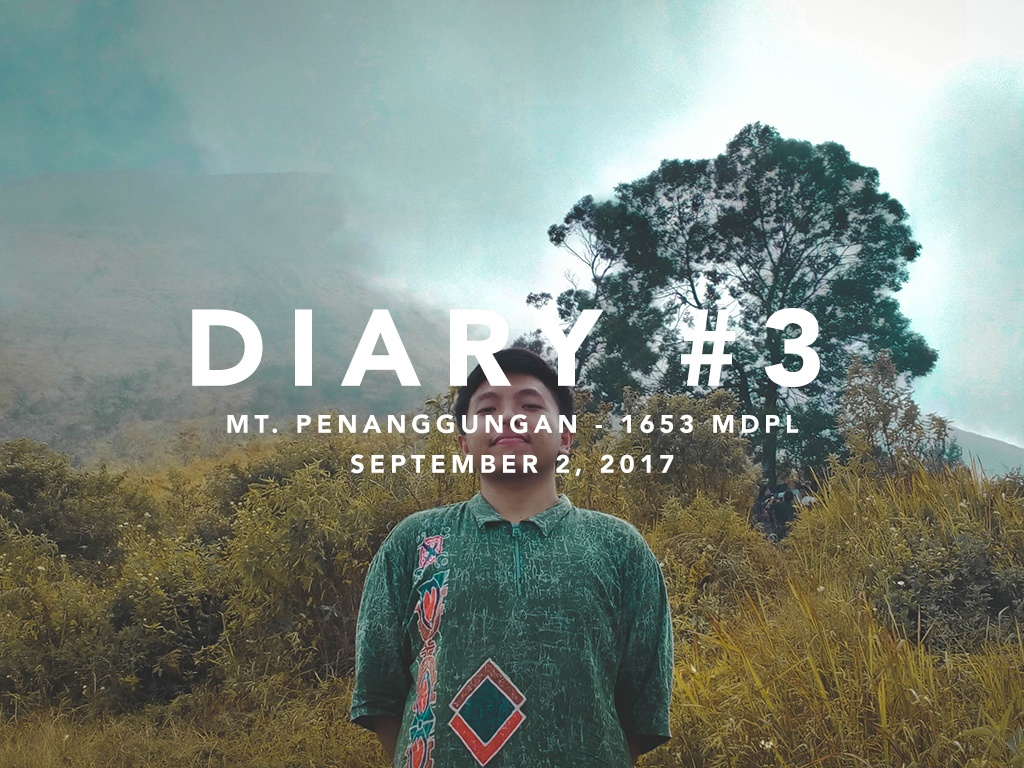 DIARY #3 Mt. Penanggungan 1653 MDPL