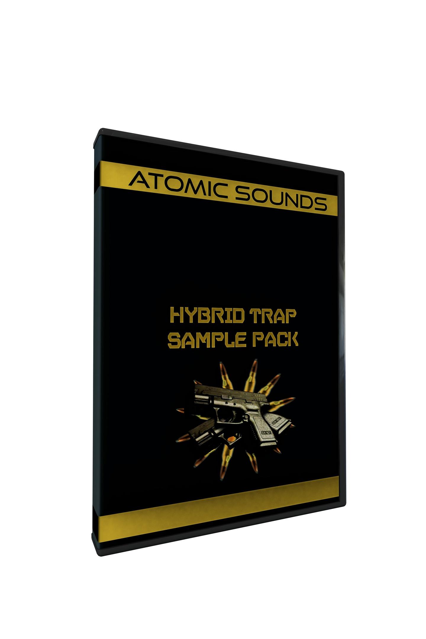 Atomic Sounds - Hybrid Trap Sample Pack