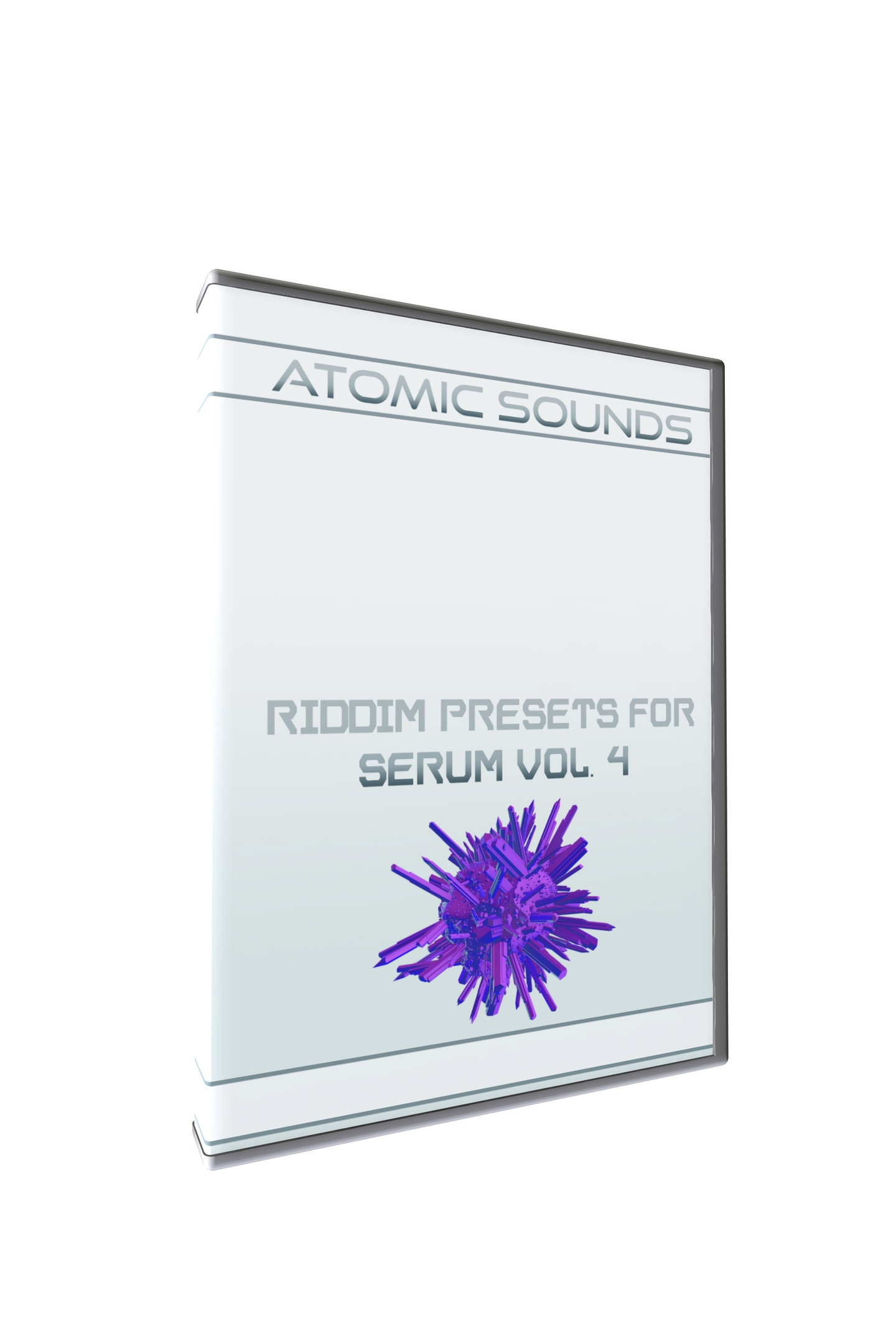 Atomic Sounds - Riddim Presets For Serum Vol. 4