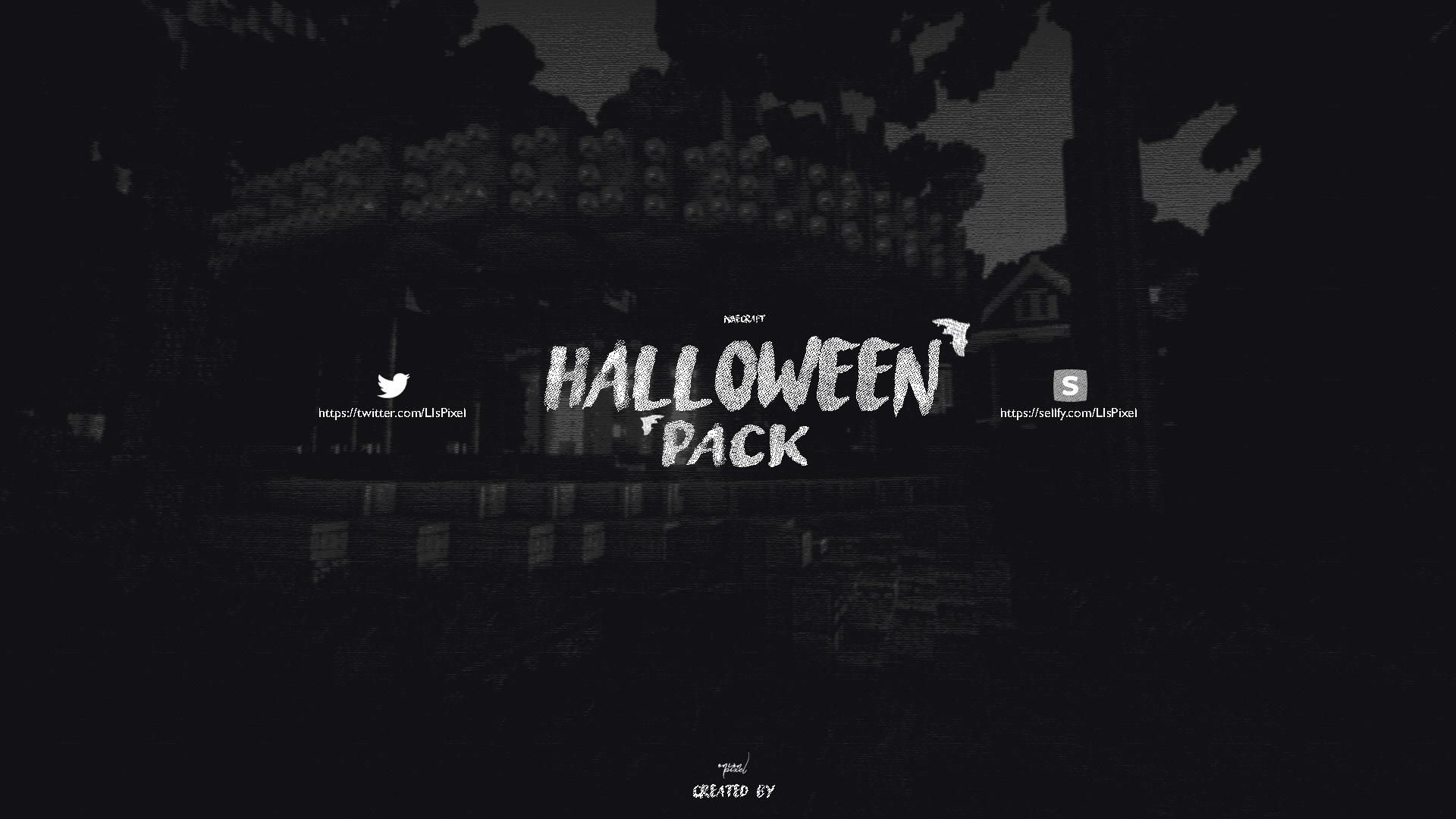 Halloween Pack » Model Pack