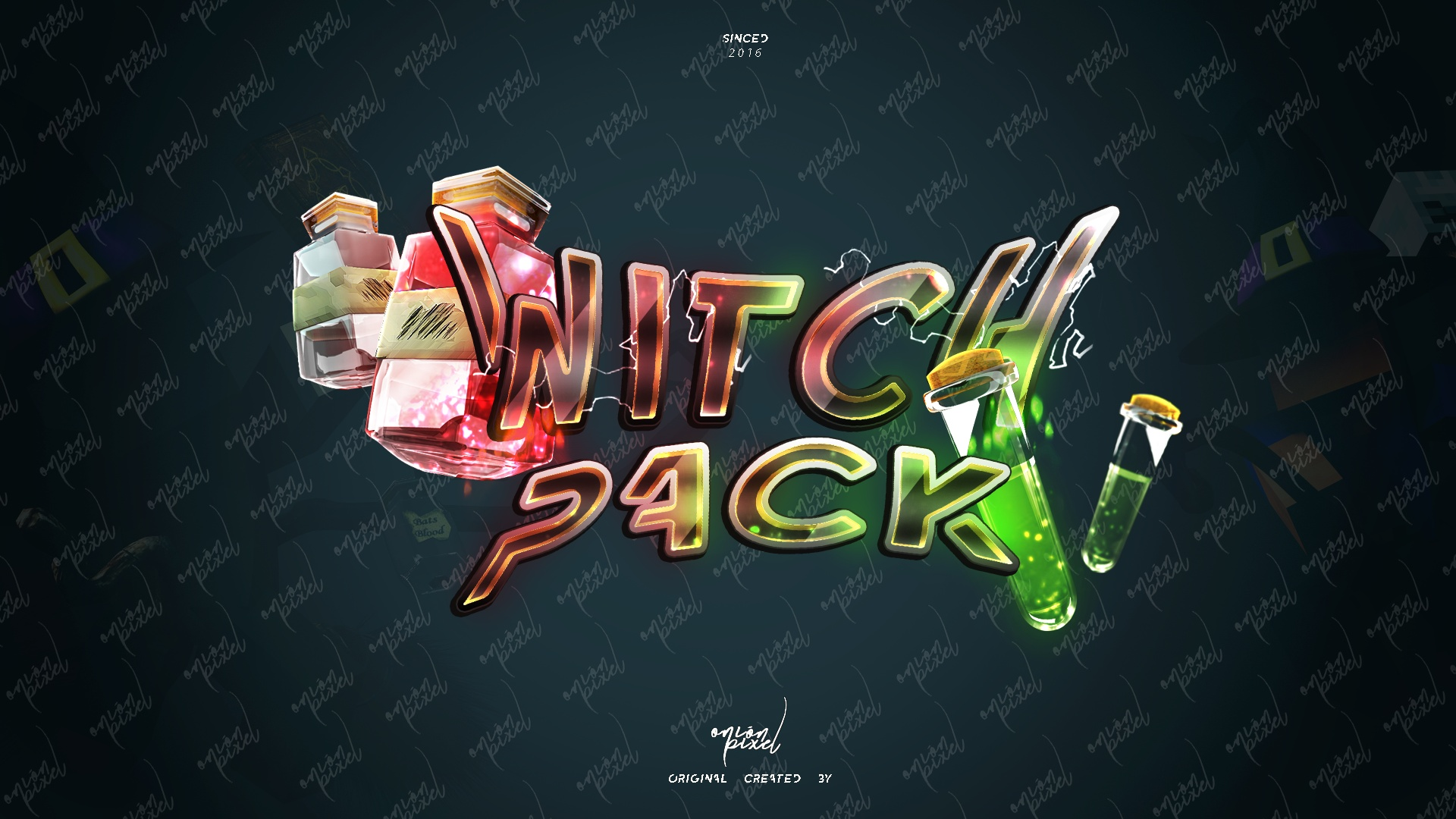 Witch Pack V.2 » Model Pack