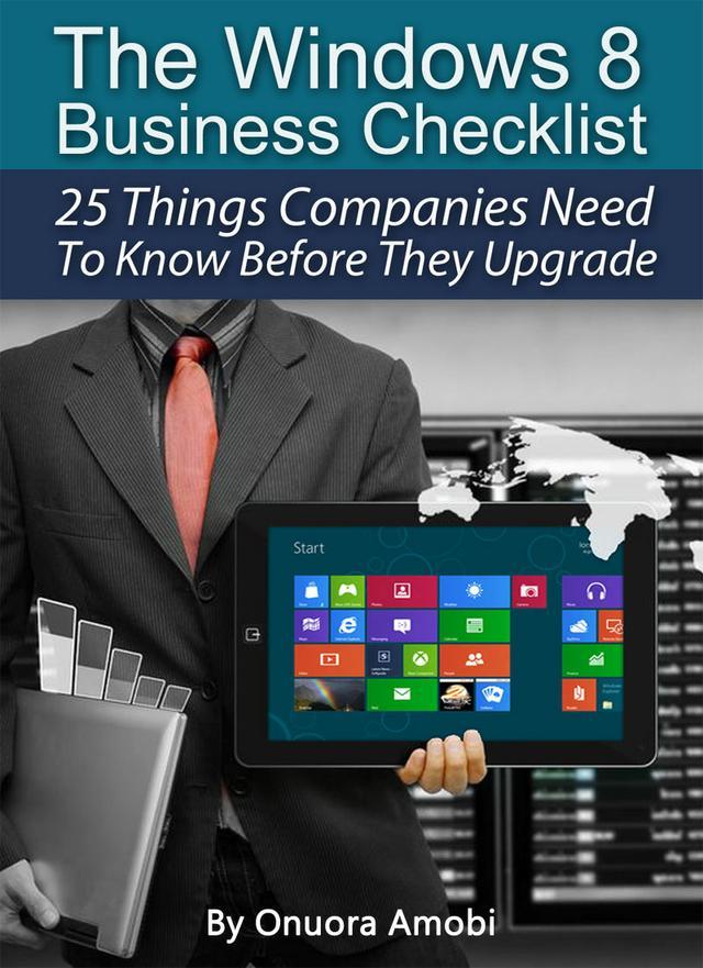 The Windows 8 Business Checklist