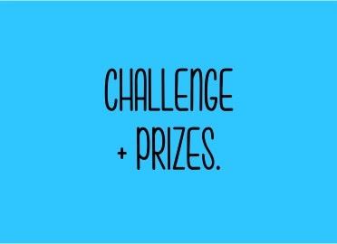 The Bettering Myself Challenge: CHALLENGE + PRIZES.