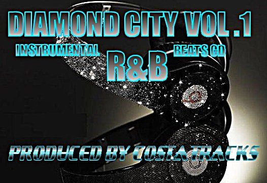THE PROFESSIONAL PRODUCED..BY COSTA TRACKS...DIAMOND CITY..VOL.1