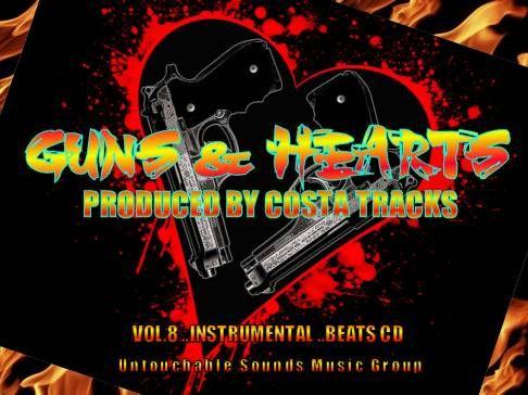 GUN & HEARTS   PRODUCED BY COSTA TRACKS