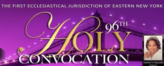 96th Holy Convocation speaker: Mother Marcella Harris