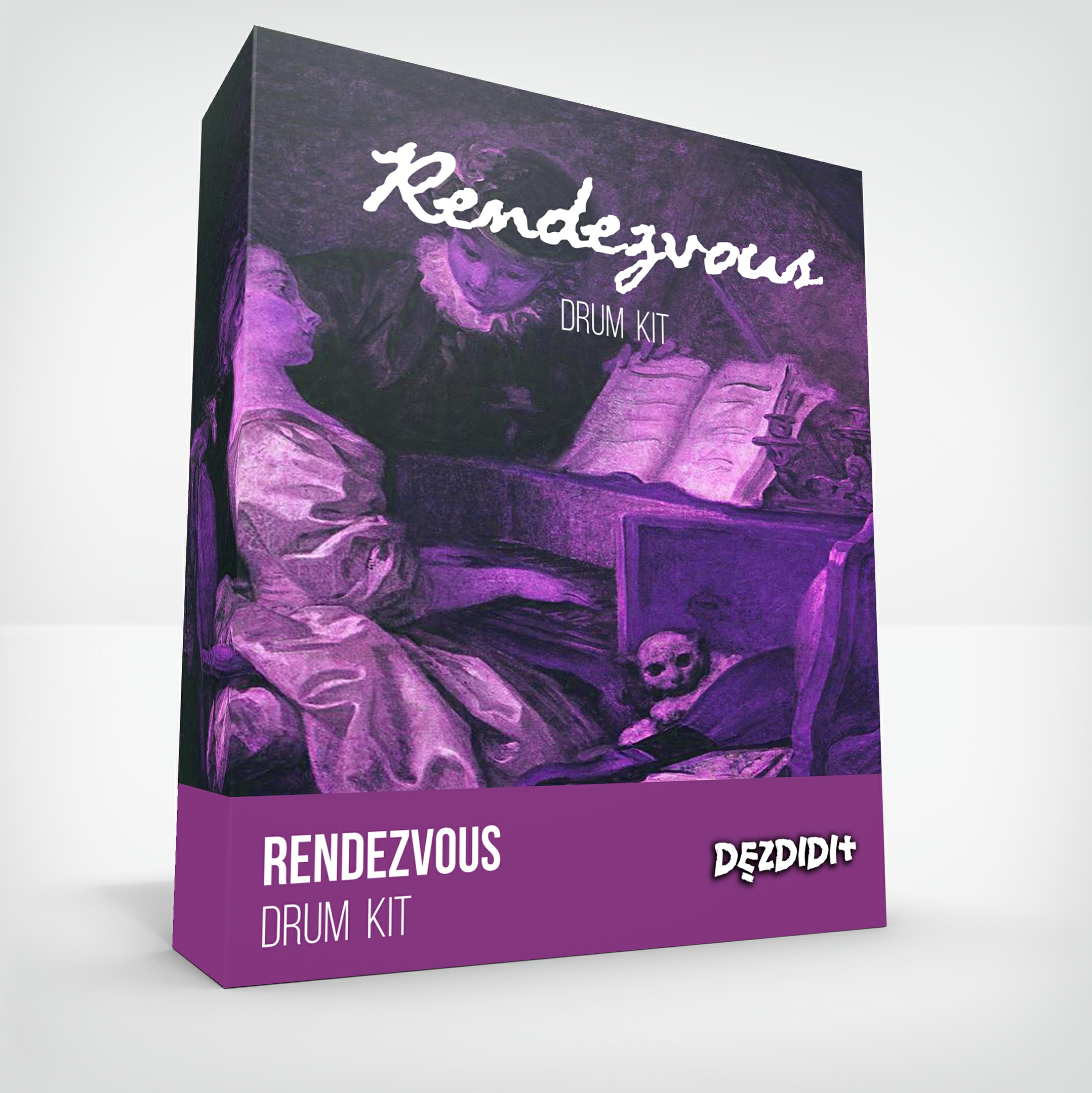 DezDidIt Rendezvous Drum Kit