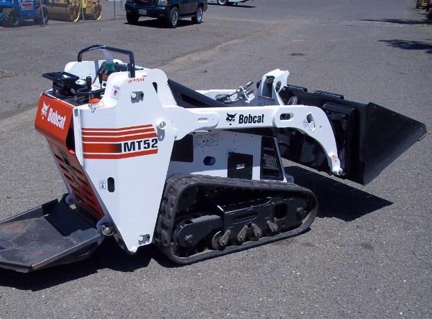Bobcat MT52 Mini Track Loader Service Repair Manual (S/N 523611001 & Above, S/N 523711001 & Above)