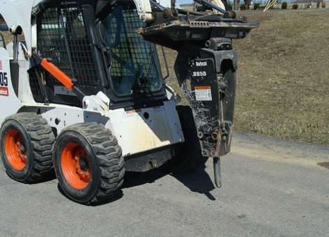 Bobcat B700, B850, B950, B1400 Hydraulic Breaker Service Repair Workshop Manual DOWNLOAD