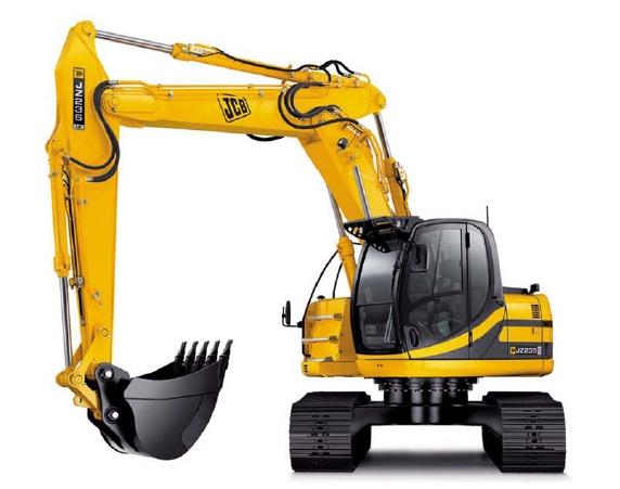 JCB JZ235 JZ255 Tracked Excavator Service Repair Workshop Manual DOWNLOAD
