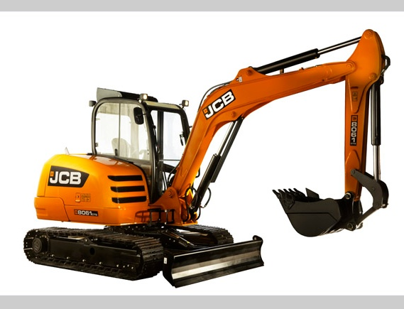 Jcb 8061 Mini Crawler Excavator Service Repair Workshop Manual DOWNLOAD