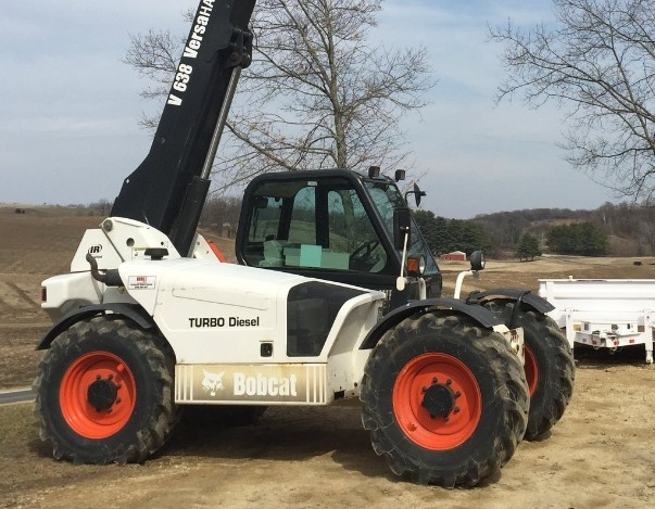 Bobcat V638 VersaHandler Service Repair Manual (S/N A2ZV11001 & Above, A2ZW11001 & Above )