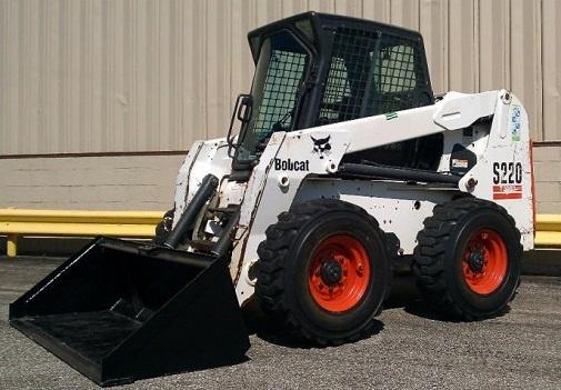 Bobcat S220 Skid - Steer Loader Service Repair Manual DOWNLOAD (S/N A5GK11001 - A5GK19999...)