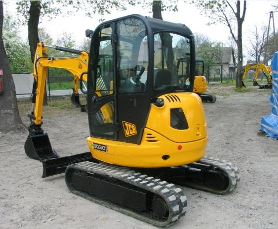 JCB 8025Z, 8030Z, 8035Z Mini Excavator Service Repair Workshop Manual DOWNLOAD