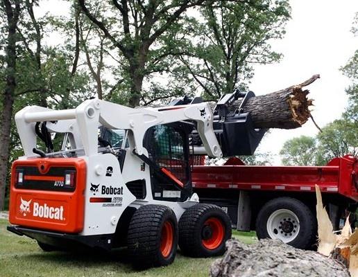"""Bobcat A770 All - Wheel Steer Loader Service Repair Manual (S/N A3P611001,  A3P711001 & Above) """