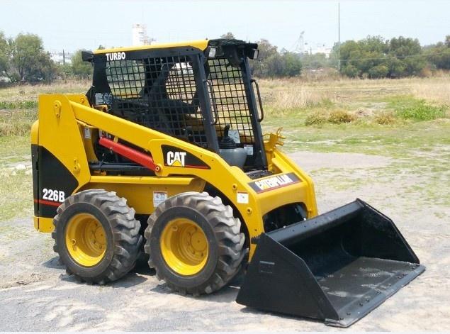 Caterpillar Cat 216B, 226B, 232B, 242B Skid Steer Loader Parts Manual DOWNLOAD
