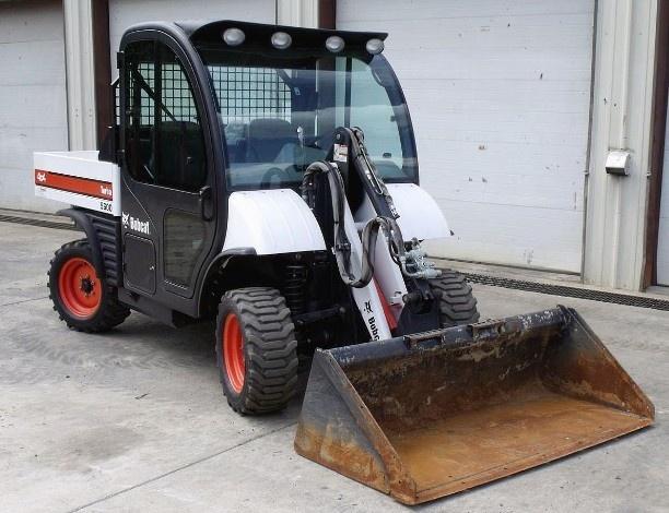 Bobcat Toolcat 5600 Utility Work Machine Service Repair Manual (S/N A0W111001 & Above)