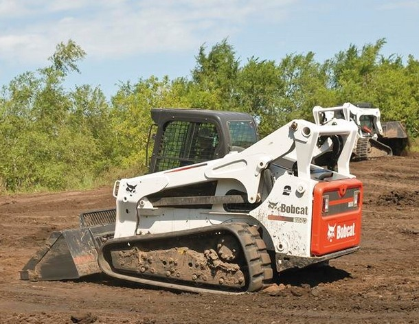 Bobcat T870 Compact Track Loader Service Repair Manual (S/N A3PG11001 & Above, A3PH11001 & Above )