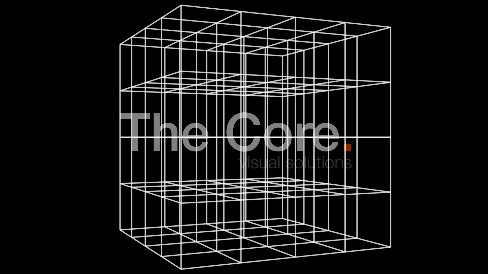 00074-CUBE-5-horiz-spin-1 HD 30fps by The Core