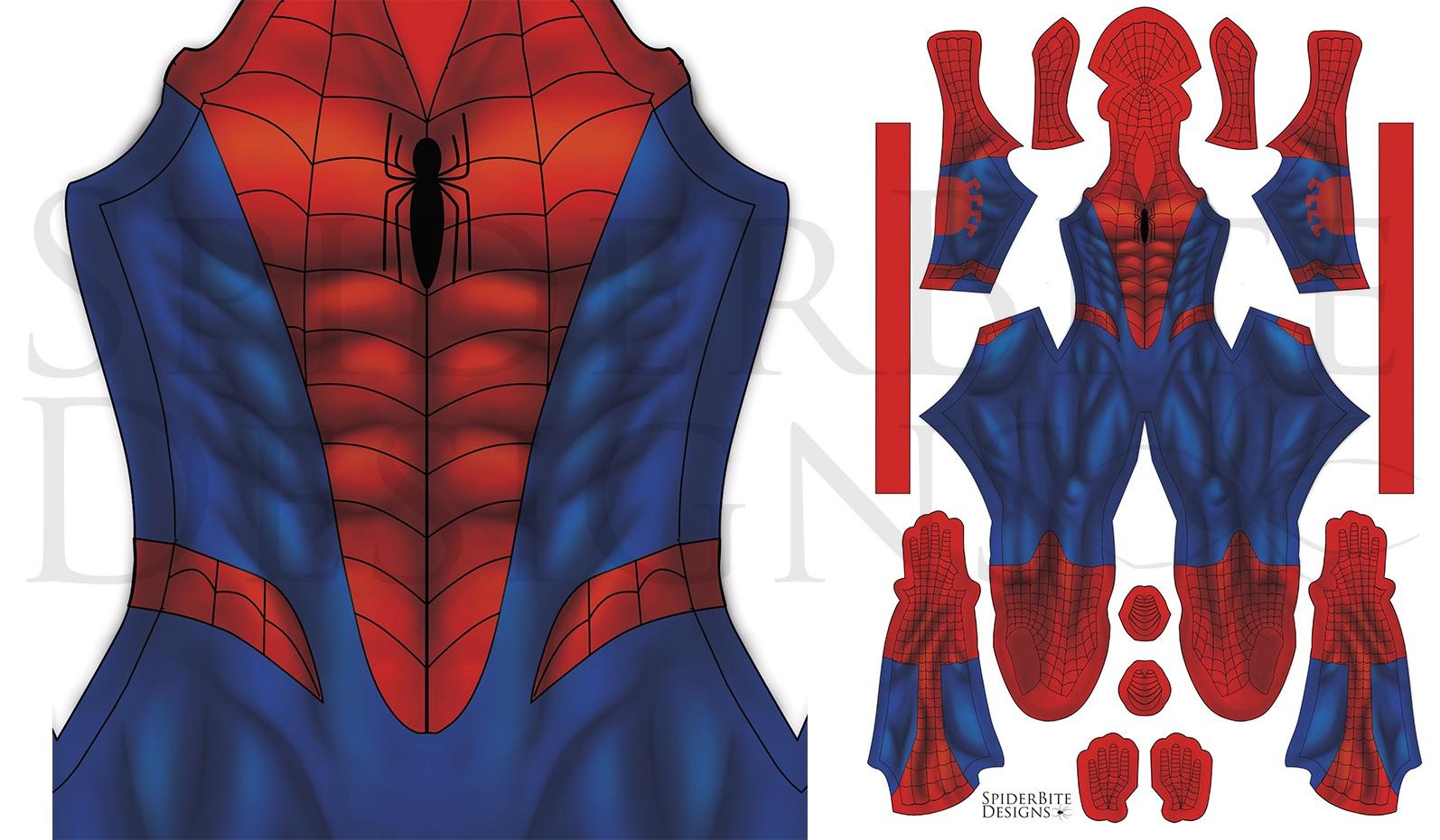 Spiderman Cartoon 2017