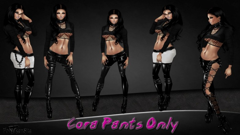 Cora Pants Only!