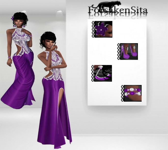 Delaila Bundle Catty Only!