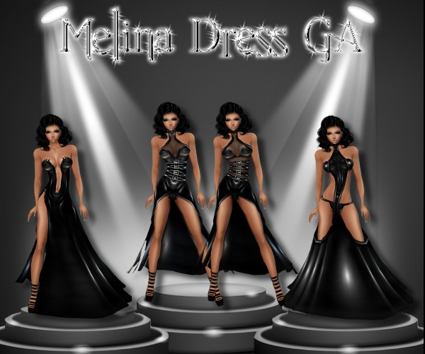 Melina Dress GA