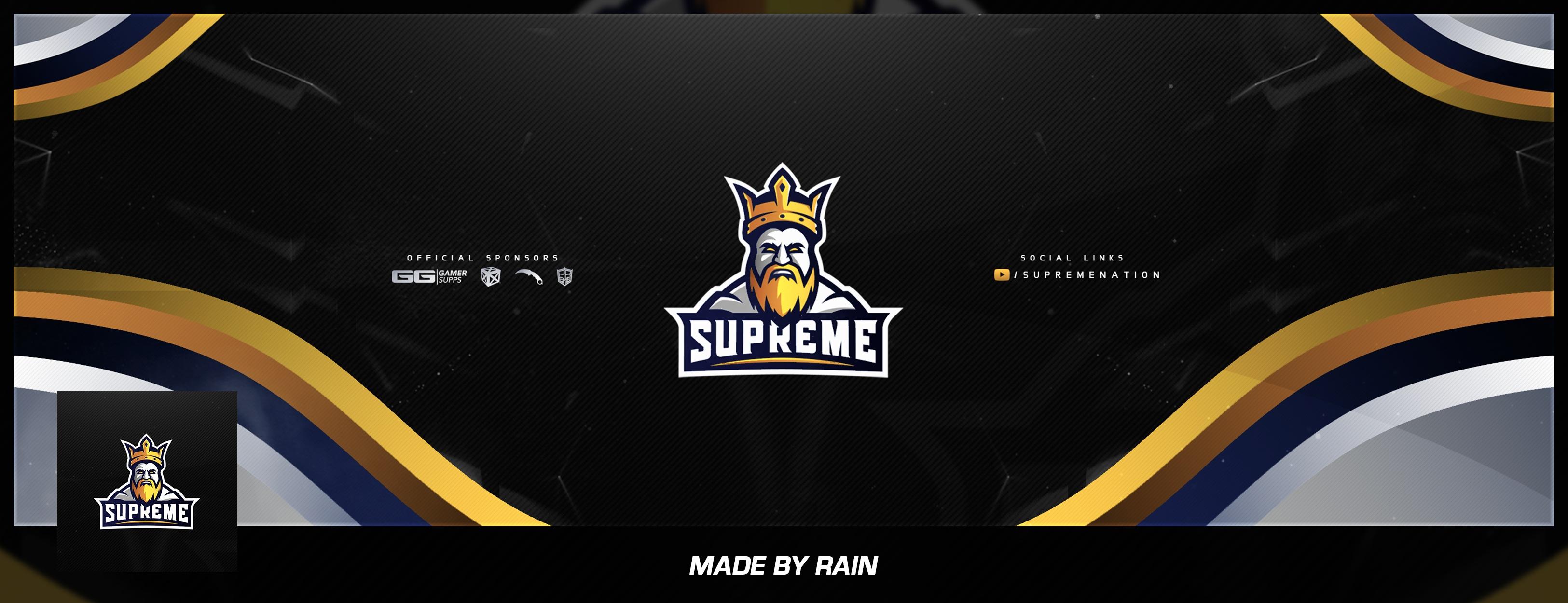 Team Supreme PSD