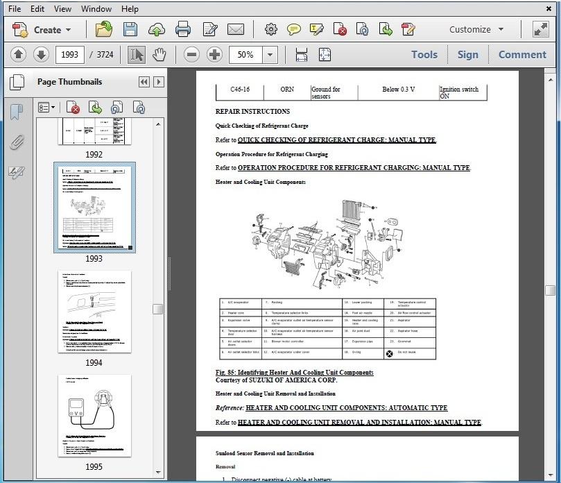 Honda Insight 2011 2012 2013 Repair Manual