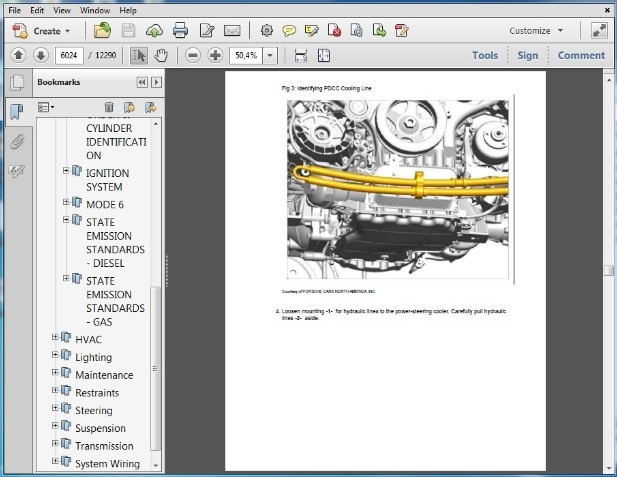 Ford Edge 2011 Repair Manual