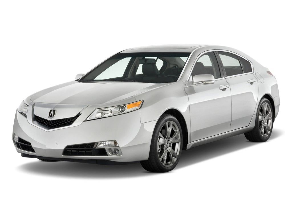 Acura Tl 2009 2010 2011 Repair Manual