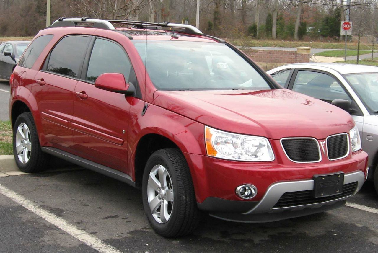 Pontiac Torrent 2006 Rrepair Manual Servicemanualspdf
