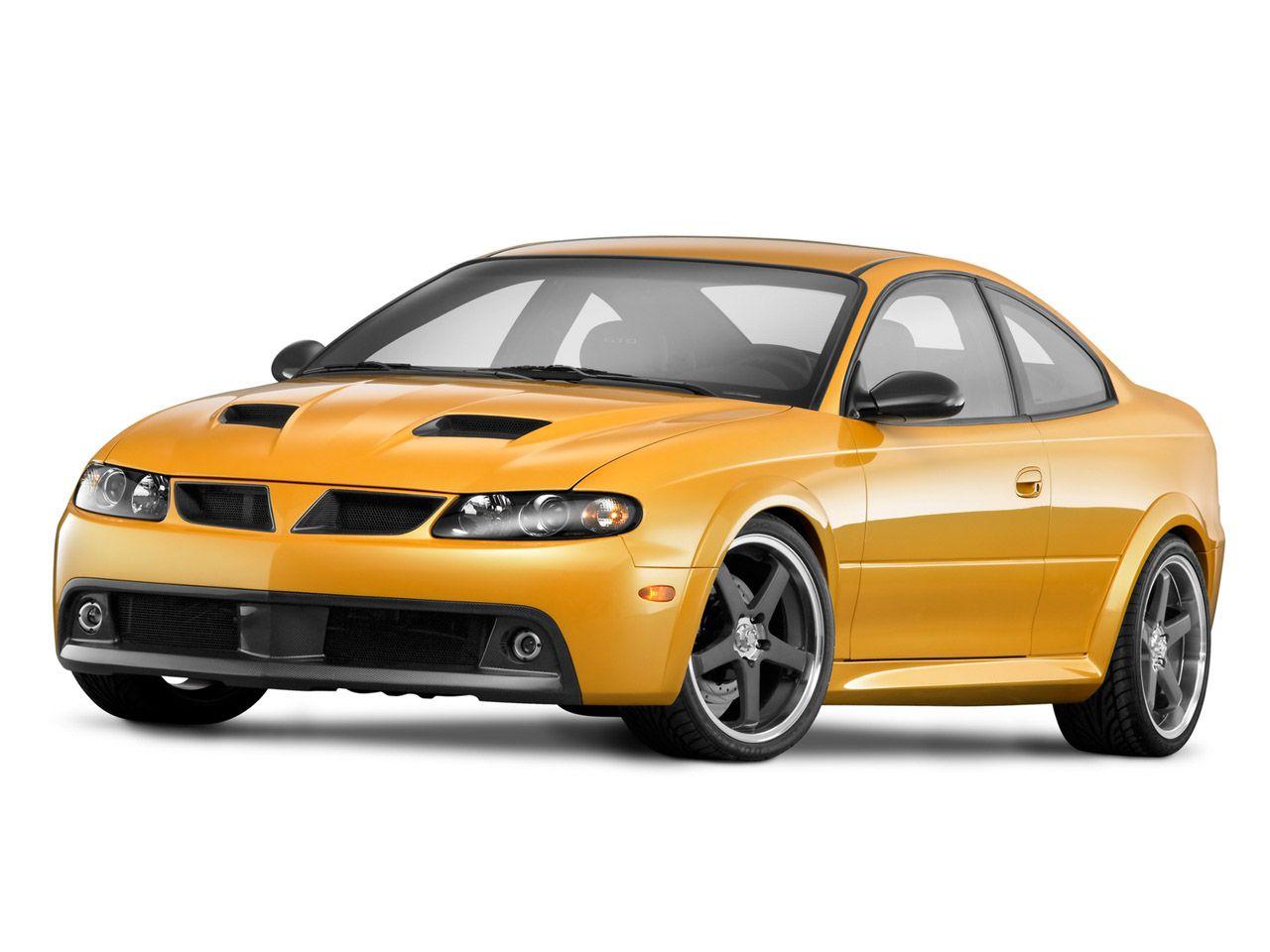 Pontiac GTO 2005  Repair Manual