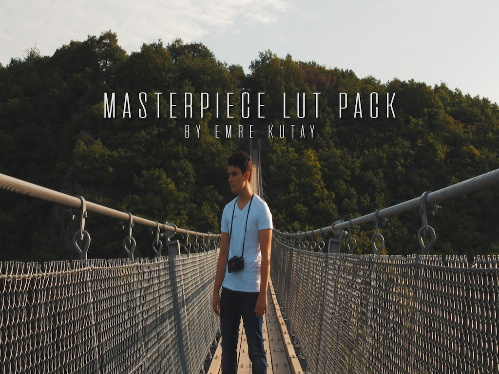MASTERPIECE LUT PACK