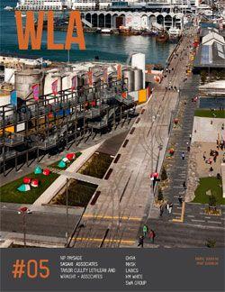 WLA 05 | Landscape Architecture Magazine