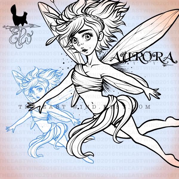 Aurora 'Pixie Dust'