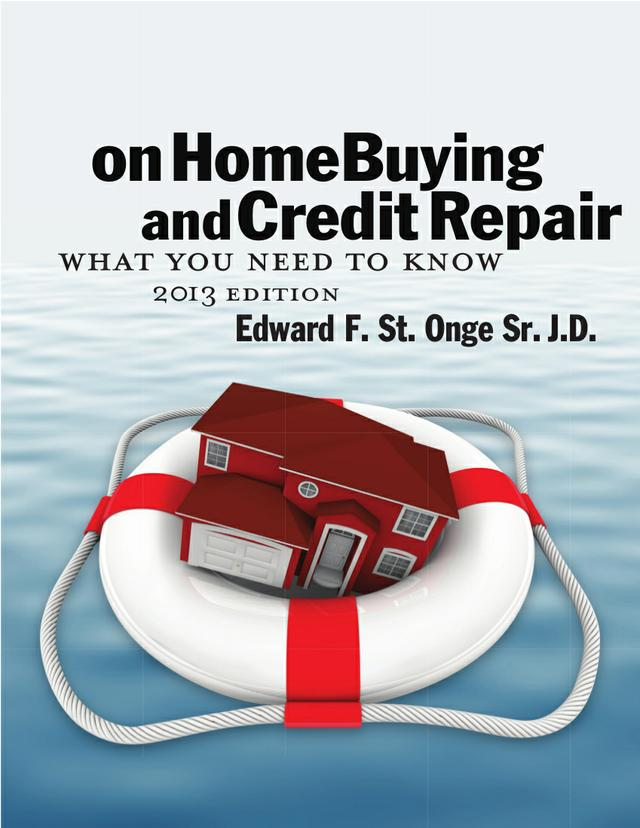 On Home Buying and Credit Repair