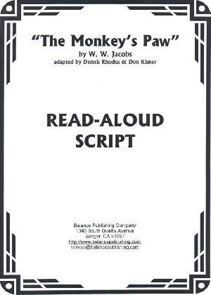 The Monkey's Paw (Read Aloud Script)