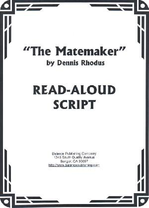 The Matemaker (Read-Aloud Script)