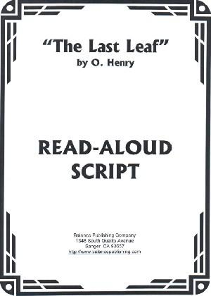 Last Leaf (Read-Aloud Script)
