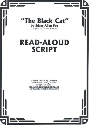 The Black Cat Read-Aloud Script