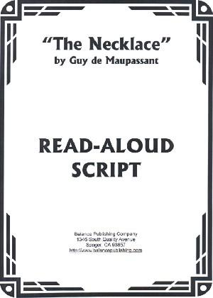 Necklace (Read-Aloud Script)