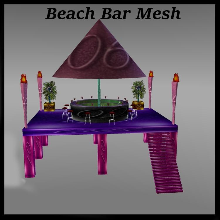 Beach Bar Mesh
