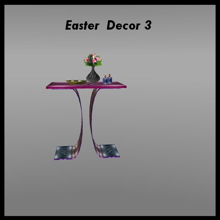 Easter Decor 3