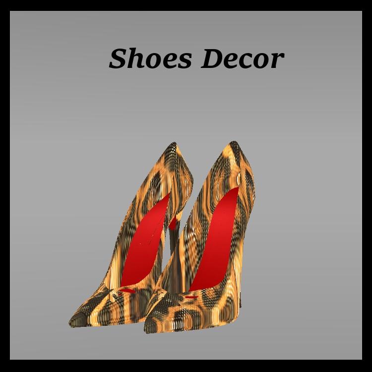 Shoes Decor 1