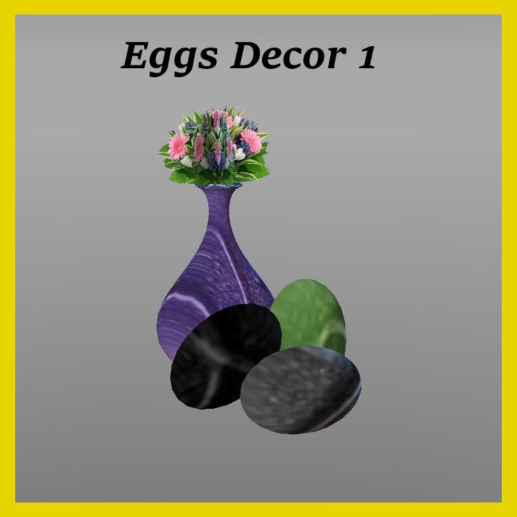 Eggs Decor 1